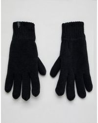 SELECTED - Winter Gloves - Lyst