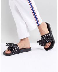 Monki - Polka Dot Slider - Lyst