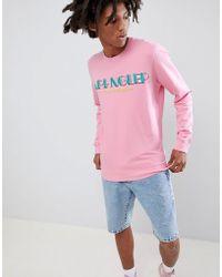 Wrangler - New Wave Sweatshirt - Lyst