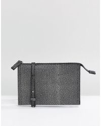 French Connection - Textured Crossbody Bag - Lyst