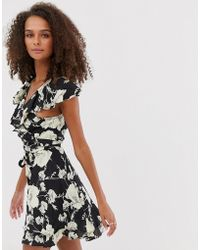 538f72301a2a Free People - French Quarter Floral Print Dress - Lyst