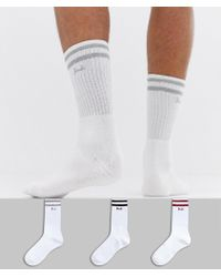 Pringle of Scotland - Sports Socks 3 Pack - Lyst