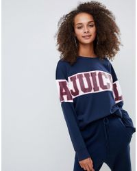 Juicy Couture - Juicy By Sports Logo Top - Lyst