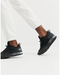 new product 362df 3ea78 Nike - Air Max Sequent 4 Utility Trainers In Black Av3236-002 - Lyst