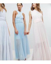 Coast - Exclusive Corwin Multi Tie Maxi Dress - Lyst