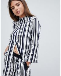 G-Star RAW - Stripe Shirt - Lyst