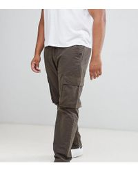French Connection - Plus Cargo Trouser - Lyst