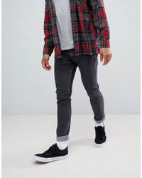 Levi's - Levi's Line 8 Skinny Jeans Leo - Lyst