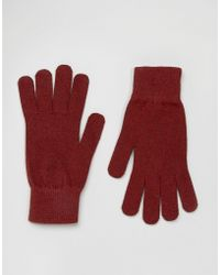 SELECTED - Gloves Leth - Lyst