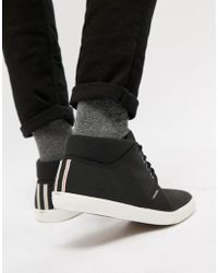 Jack & Jones - Mid Top Sneaker - Lyst