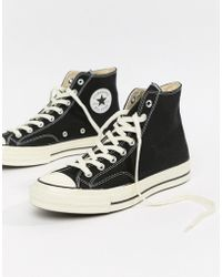 Converse - Chuck Taylor All Star '70 Hi Sneakers In Black 162050c - Lyst