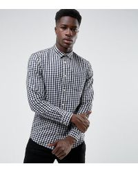 Jack & Jones | Originals Shirt In Regular Fit Gingham Cotton | Lyst