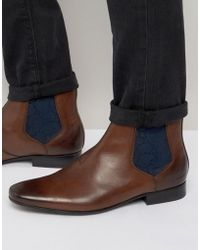 Ted Baker - Hourb Chelsea Boots - Lyst