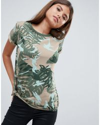G-Star RAW - Printed T-shirt - Lyst