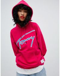 Tommy Hilfiger - Signature Hoody - Lyst