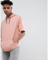 multicolore Only & Sons Sweat Hoodie Men Pink Meilleur Prix Bon Marché t8SGeZiZv