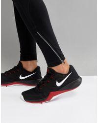 Nike - Lunar Prime Iron Ii Training Shoe In Black 908969-006 - Lyst