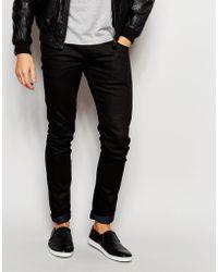 Lindbergh - Skinny Jeans In Stretch - Lyst