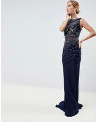 Jovani - Fade Out Maxi Dress - Lyst