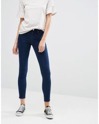 Warehouse - Second Skin Jeans - Lyst