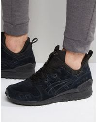 best sneakers 9823b 99492 Asics - Gel-lyte Mt Winter Trainers Hl6f4 9090 - Lyst