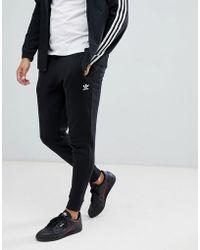 adidas Originals - Pantalon de jogging avec logo brod - Lyst