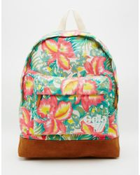 Gola | Floral Printed Backpack | Lyst