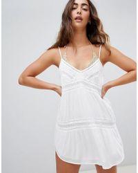 Amuse Society - Summer Light Beach Dress - Lyst