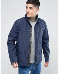 Parka London - Camo Bonded Jacket - Lyst