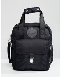 Dr. Martens - Black Small Flight Backpack - Lyst