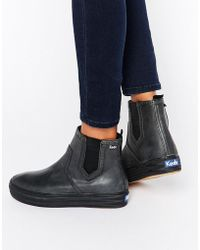 Keds - Triple Chelsea Boot - Lyst