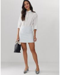 French Connection - Mini Skirt - Lyst