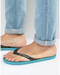 Billabong - Tapa Stripe Thongs - Lyst