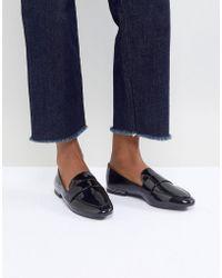 Mango | Patent Loafer | Lyst