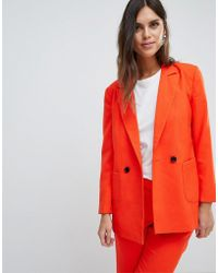 Y.A.S - Coloured Tailored Blazer Co-ord - Lyst
