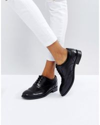 H by Hudson - Leather Brogue - Lyst