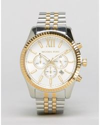 Michael Kors - Mk8344 Lexington Watch - Lyst