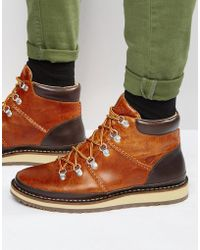 Sperry Top-Sider - Alpine Hiker Boots - Lyst