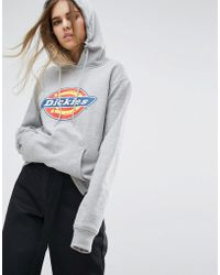 Dickies - Oversized Hoodie With Logo Print - Lyst