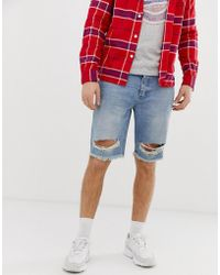 Superdry - Loose Shorts - Lyst