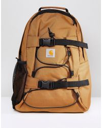 Carhartt WIP | Kickflip Backpack In Brown | Lyst
