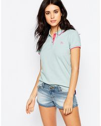 Tokyo Laundry - Polo Top - Lyst