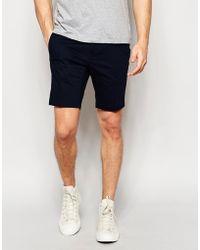 Vito - Cotton Formal Shorts - Lyst