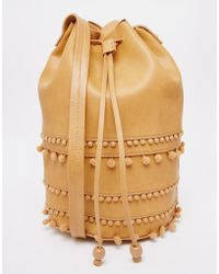 Gracie Roberts   Ra Ra Drawstring Bag   Lyst