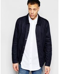 ADPT - Coach Jacket - Lyst