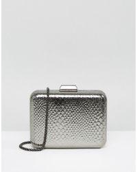Coast - Jude Textured Box Bag - Lyst
