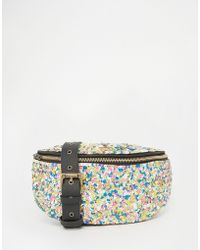 ASOS - Bum Bag With Sequin Embellishment - Lyst