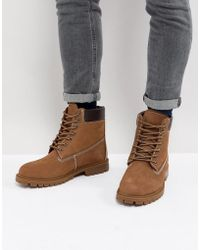 Dickies | Fort Worth Lace Up Boot | Lyst