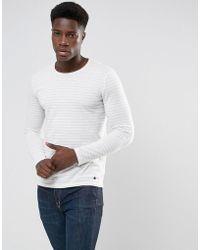 Minimum | Ramsey Long Sleeve T-shirt | Lyst