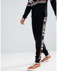 53a0165c Majestic New York Yankees Skinny Joggers Exclusive To Asos in Blue ...